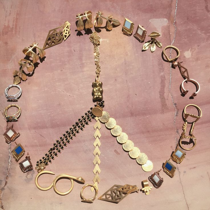 Maggoosh Jewelry #peace #greece