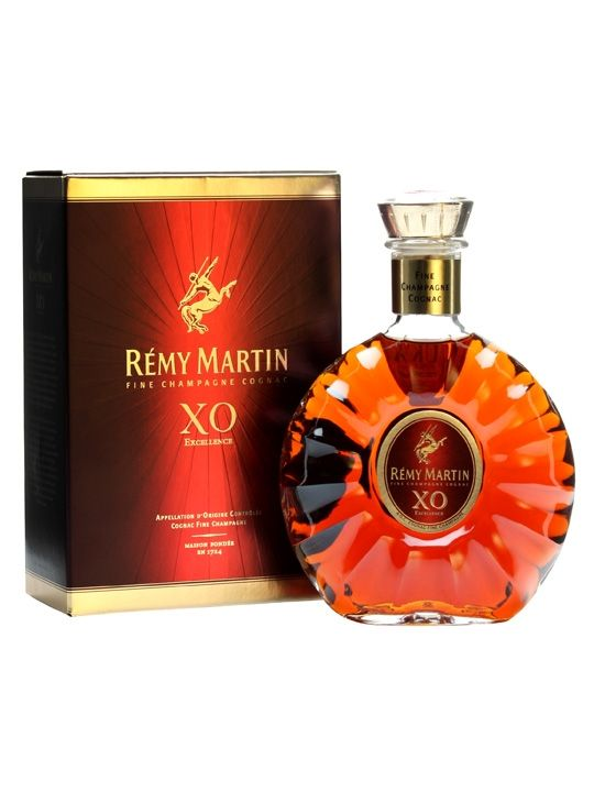Remy Martin XO Excellence / Half Bottle Cognac