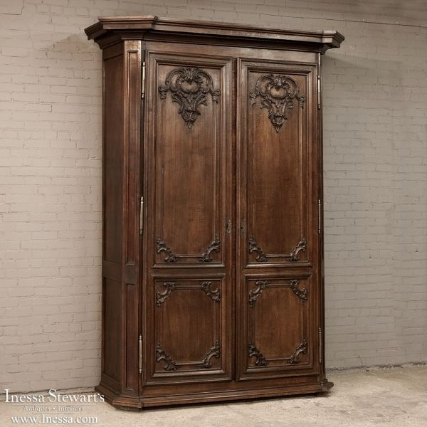 17 best images about antique armoires wardrobes and cabinets on pinterest antique bookcase. Black Bedroom Furniture Sets. Home Design Ideas