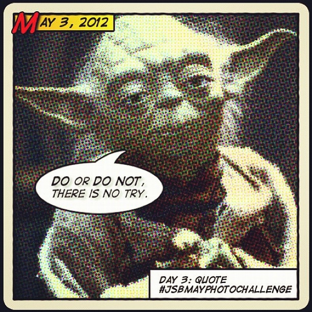 Yoda Quote There Is No Try: 1000+ Images About Yoda 2 On Pinterest