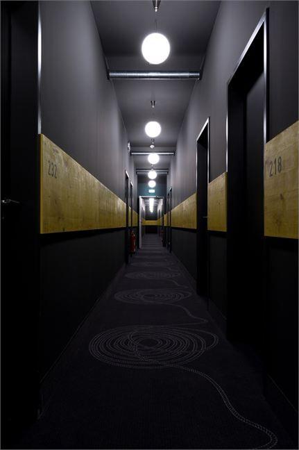 superbude st pauli by dreimeta signage pinterest. Black Bedroom Furniture Sets. Home Design Ideas