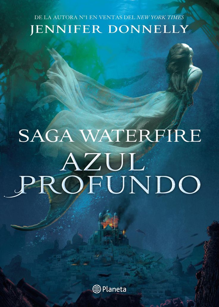 Azul profundo. Saga Waterfire |