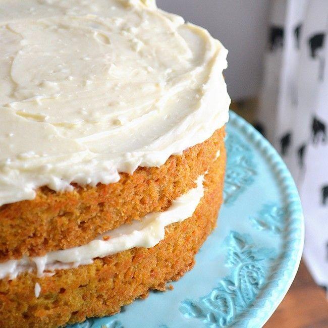 the best Carrot Cake recipe | homemade Carrot Cake