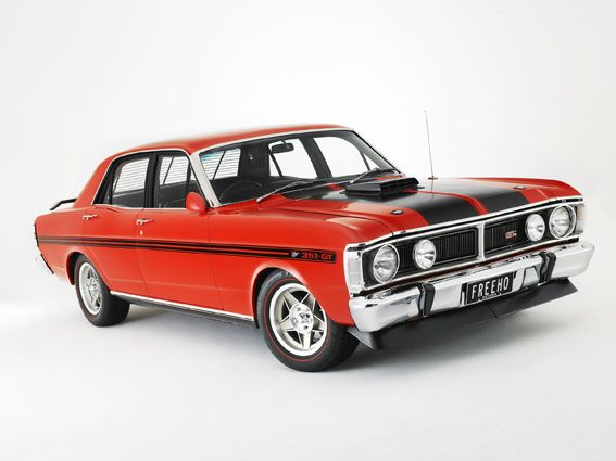 Best Ford Falcon Australia Ideas On Pinterest Australian