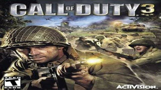 تحميل لعبة Call Of Duty 3 للكمبيوتر من ميديا فاير Call Of Duty Call Of Duty Zombies Activision