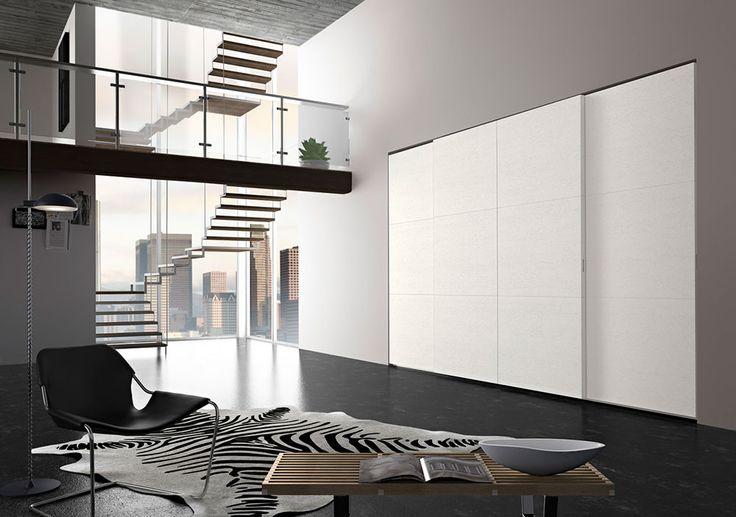 Armadio MORASSUTTI by Stefania Arreda Studio di Architettura a Verona.