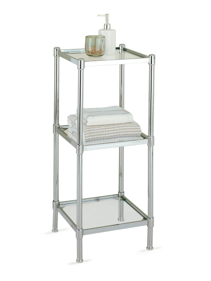 17 Best Images About Tower Tiered Shelving On Pinterest Bath Shelf Storage Shelves And Side