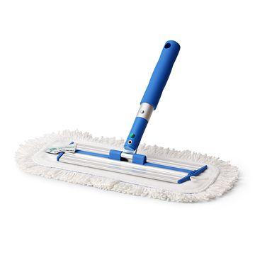 MQ Duotex/ハンディ ループモップ 8190yen 棚の上やガラス掃除に!水拭き・カラ拭き両用のモップ