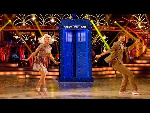 Jay McGuiness & Aliona Vilani Charleston to 'Dr Jazz' - Strictly Come Dancing: 2015 - YouTube