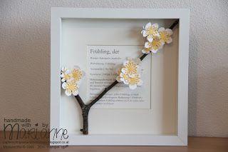 Frühlingsgefühle, Blüten, Pflanzen Potpourri, Botanical Blooms, Botanischer Garten, Bilderrahmen Deko,