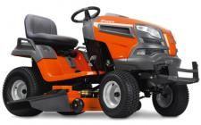 """Husqvarna YT42XLS  23HP Kawasaki engine, 42""""deck. We developed our LS series yard tractors with the discriminating landowner in mind."""