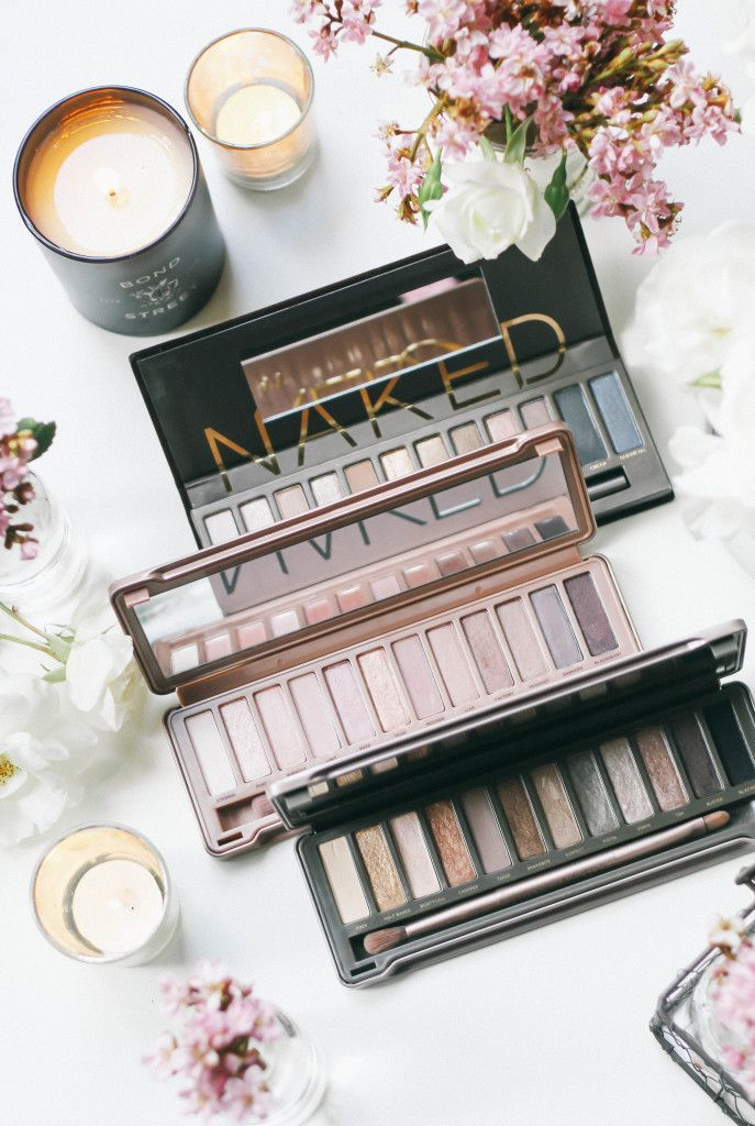 The eyeshadow palette mecca from Urban Decay. Shop the Naked palette on shopstyle.com