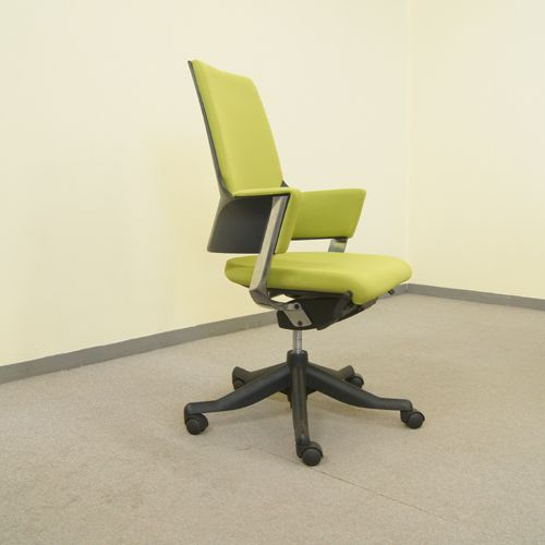 DELPHI work chair middle back デルフィ ワークチェア ミドルバック   リグナ東京