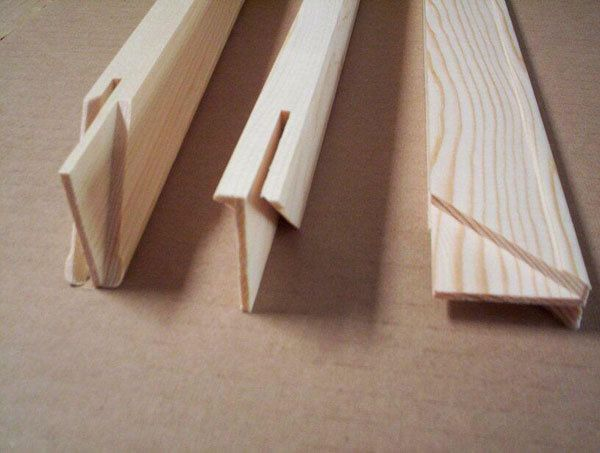 34 deep stretcher bars 16 single piece art framesstretcher - Wholesale Arts And Frames