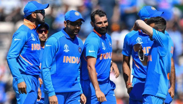 Cricket World Cup 2019 Mohammed Shami Hat Trick Saves The Day For India As Afghanistan Give A Mighty Scare Cricket World Cup World Cup Cricket