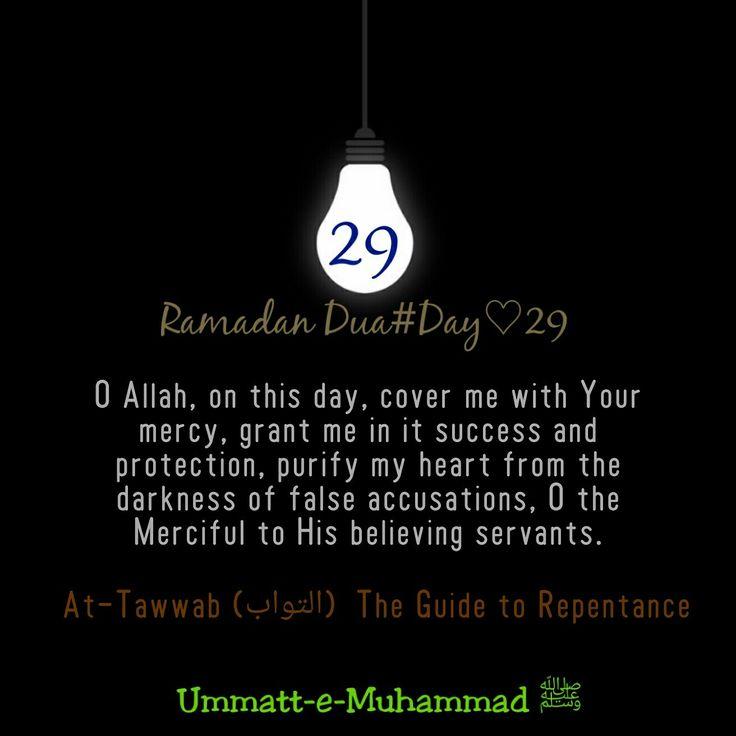 Ramadandua#day29
