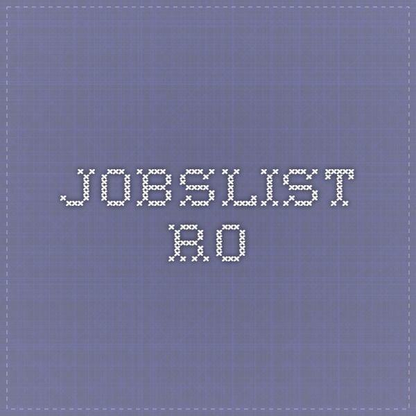 jobslist.ro