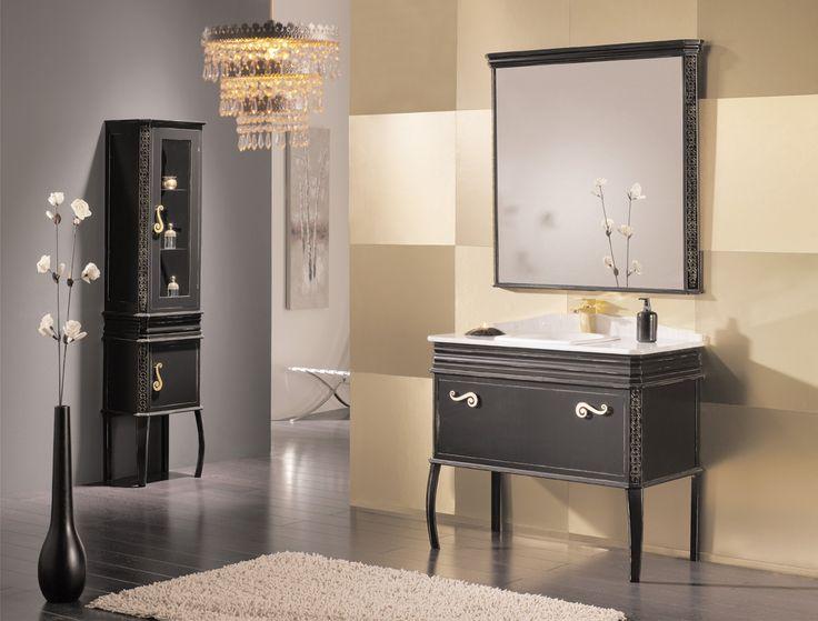 Muebles De Baño Estilo Neoclasico:Mueble de baño London