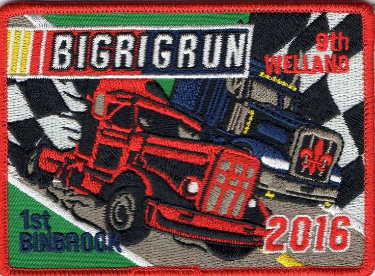 https://flic.kr/s/aHskuPfK2a | 2016 Big Rig Run | March 5, 2016 - St. Matthew's Catholic School, Binbrook