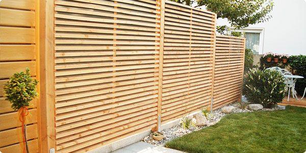 Zaun Sichtschutz Garten Konig Gartengestaltung Zaun Sichtschutz Sichtschutz