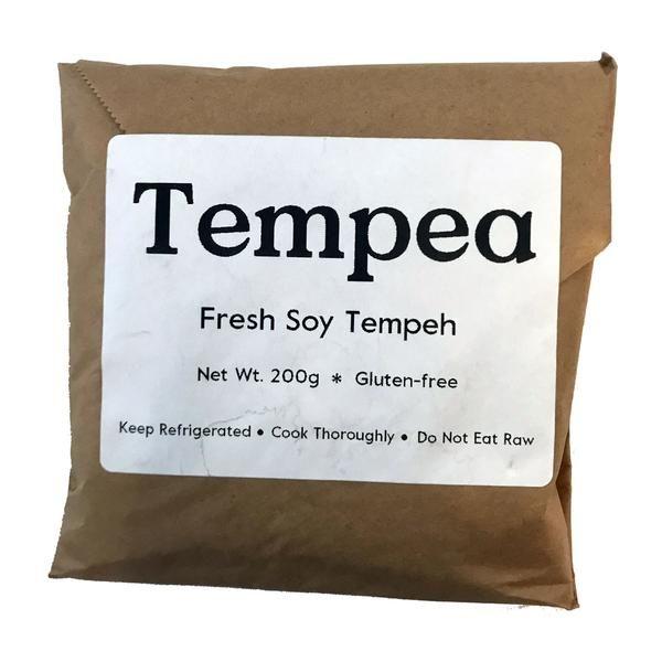 Tempea Fresh Soy Tempeh - 200g