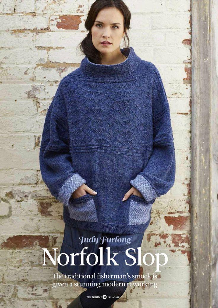 The Knitter Issue 80 2015 - 轻描淡写 - 轻描淡写