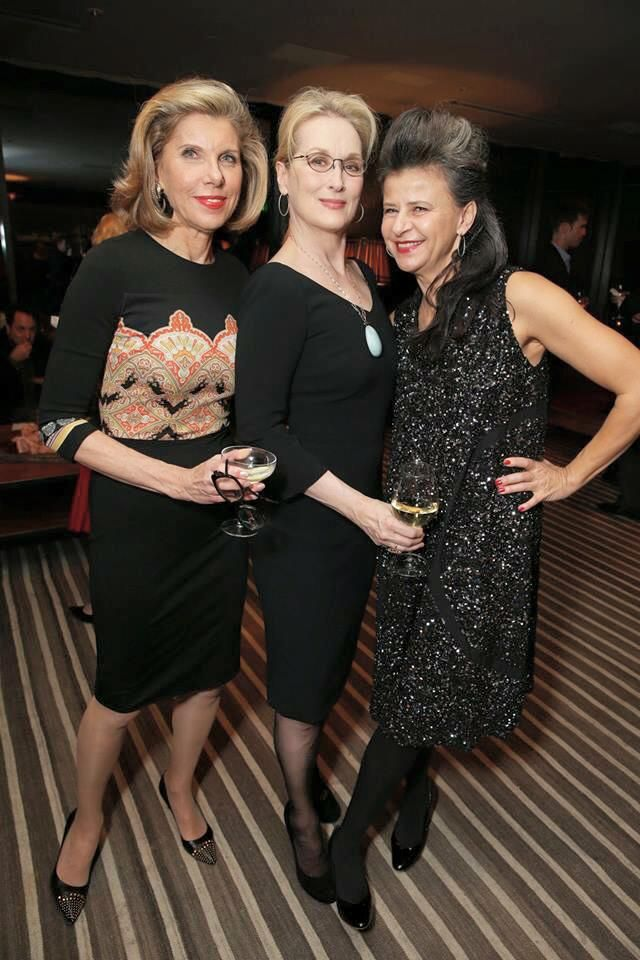 Exclusive Into The Woods Interview with Meryl Streep, Tracey Ullman, & Christine Baranski. #IntoTheWoodsEvent