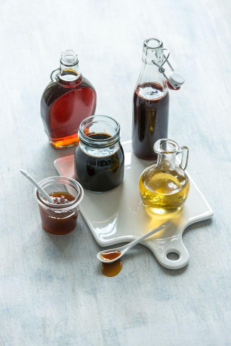 Široká nabídka ovocných a obilných sladů, které jsou vhodnou alternativou k běžně používaným sladidlům.