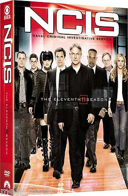#Priceabate NCIS:The Eleventh Season 11 (DVD, 2014, 6-Disc Set) New - Buy This Item Now For Only: $18.94