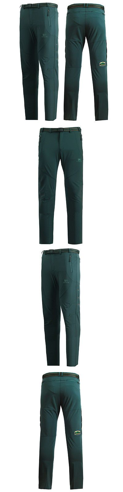 Clothing 101685: Mens Womens Walking Outdoor Hiking Clothing Trousers Camping Trekking Pants -> BUY IT NOW ONLY: $39 on eBay!