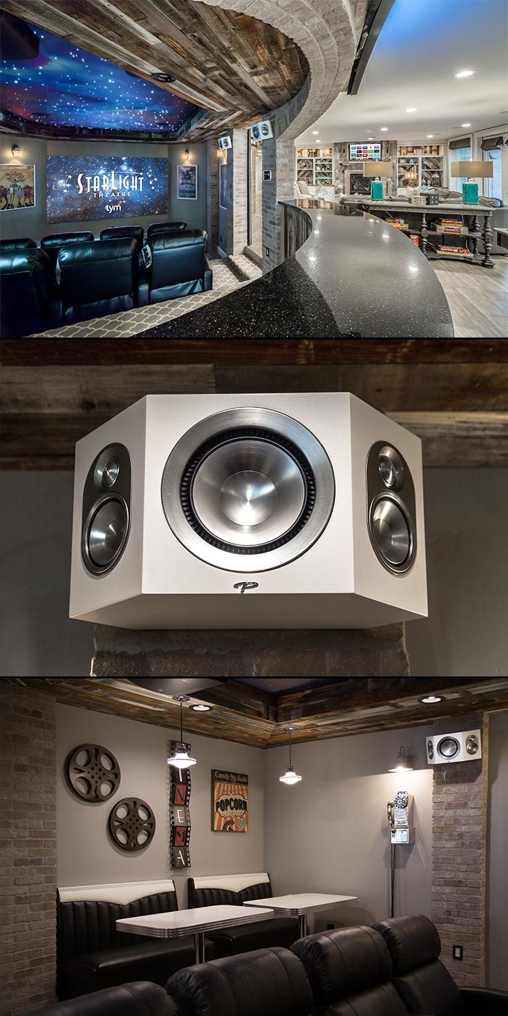 Paradigm 25S speakers - look as good as they sound! Prestige 25S surround channel speakers utilize 3-way crossover technology for a center-situated, rear-mounted,combination Tweeter-Mid Module that eliminates comb-filtering effects for more consistent off-axis performance and ultra-realistic high frequency details. Watch the video: https://www.youtube.com/watch?v=UlBF2CznORI