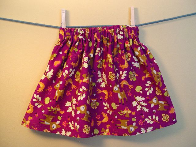 Easy-Peasy Skirts by punkinpatterns