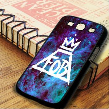 Fall Out Boy Logo Galaxy Samsung Galaxy S3 Case
