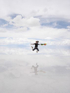 Salar de Uyuni, Bolivian Salt Flat   Atlas Obscura  Sunken treasures, curious museums, beautiful exotic landscapes and more!  Follow Atlas Obscura on Pinterest to see beautiful, strange places from all over the world! http://pinterest.com/atlasobscura/