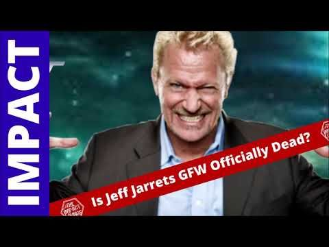 Is Jeff Jarrett's Global Force Wrestling Officially Dead? | Discussion Q...