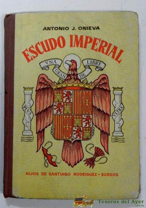Escudo Imperial. Hijos de Santiago Rodríguez-Burgos