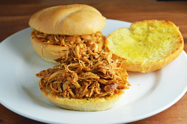 Texas Pulled Chicken