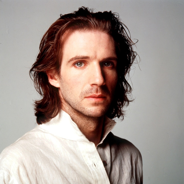 Ralph Fiennes. photo by Lord Snowdon