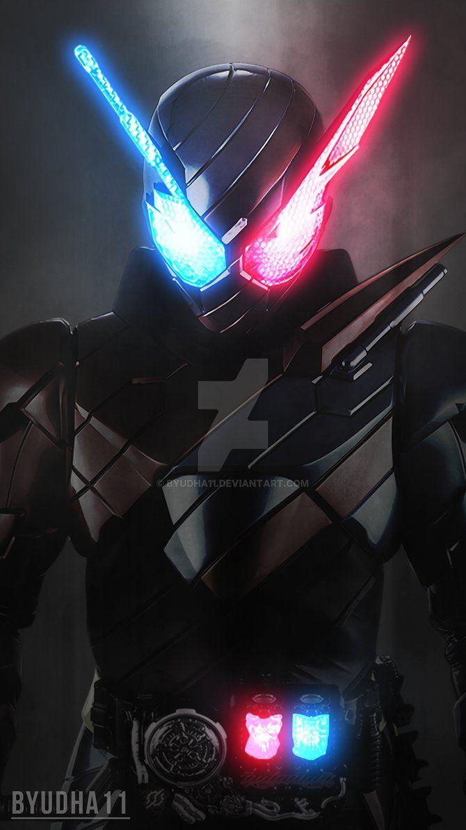 Kamen Rider Build With Blizzard Action Edit Photoshop