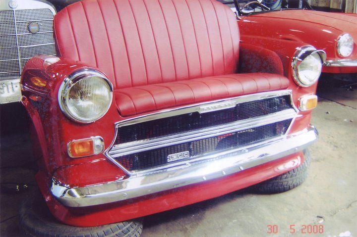 Car Sofa Idea NO.4