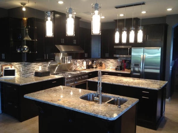 One day, when we build the house of our dreams, this will be my kitchen!