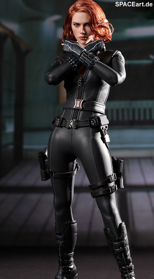 The Avengers: Black Widow - Deluxe Figur, Fertig-Modell ... http://spaceart.de/produkte/tav005.php
