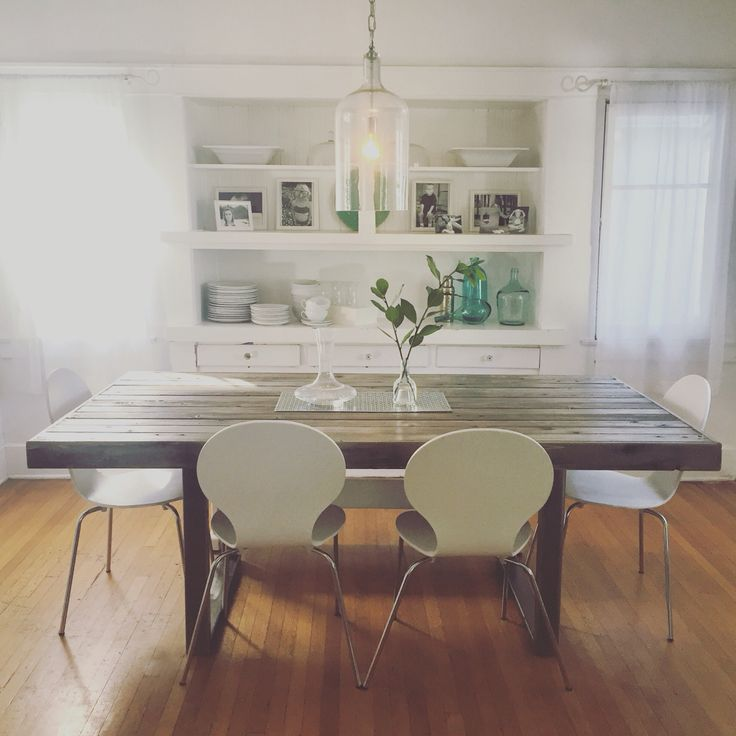 Reclaimed Wood Dining Table Made From Alaskan Yellow Cedar Sourced The Hollywood Bowl