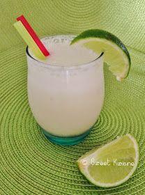 limonade brésilienne au lait concentré sucré
