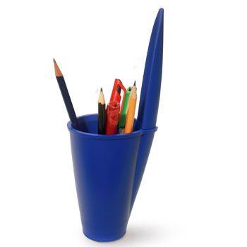 Designn Maniaa >> Porta Caneta Tampa Bic >> porta caneta bic; tampa de bic gigante; led pin; Bic Biro Pen Pot Lid Desk Tidy Organiser; porta-caneta bic; porta-caneta tampa de bic; papelaria; classica; moderna; amigos2014; voltou2015