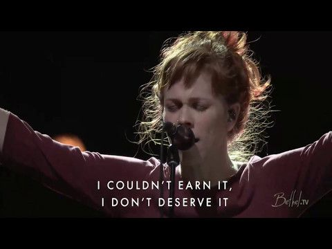 Reckless Love - Steffany Gretzinger (Bethel Church Worship 2017) - YouTube