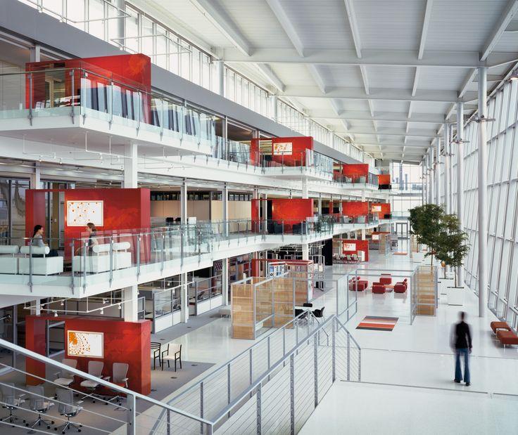 Haworth Corporate Headquarters Perkins Will Corporate