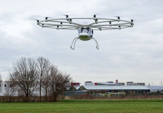 Volocopter VC200 Personal Multicopter