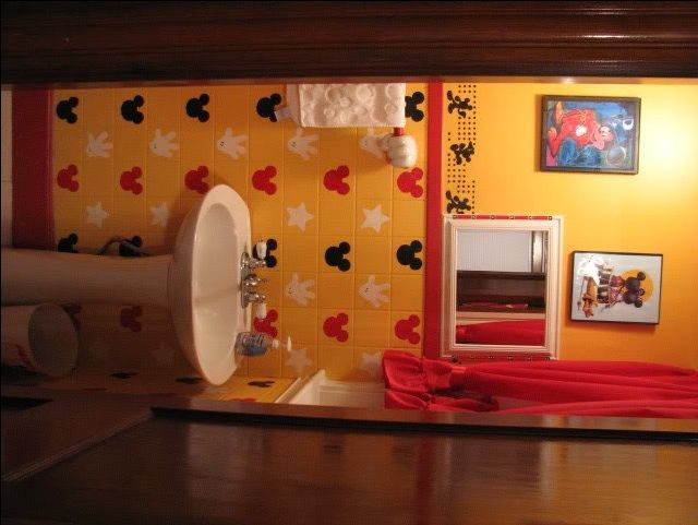 1000 Images About Disney Bathroom On Pinterest Disney