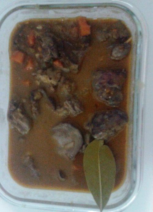 Higaditos de pollo en salsa para #Mycook http://www.mycook.es/cocina/receta/higaditos-de-pollo-en-salsa